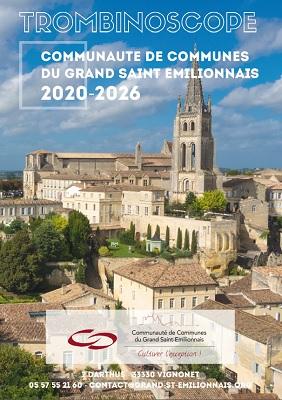 pochette du Grand Saint-Emilionnais
